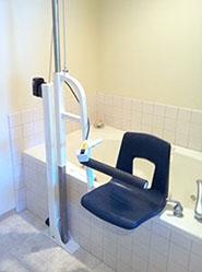 pro bath chair lift by safe bathtub lifts - Bath Chair