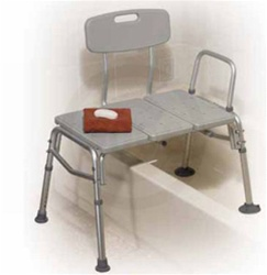 Drive Medical Adjustable Bathroom Transfer Bench